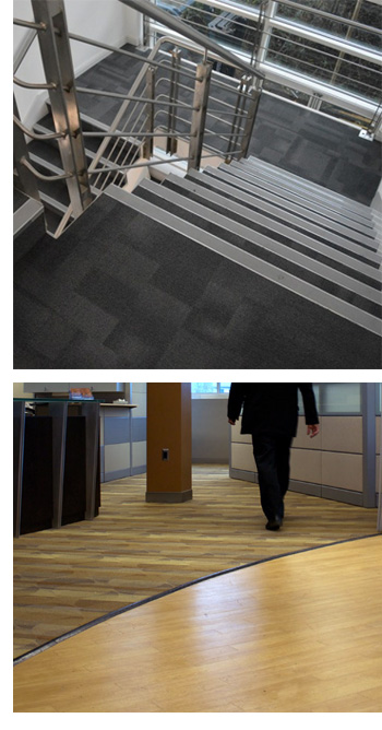 Commercial flooring contractors